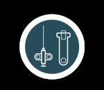 Biopsies and Drainage Icon