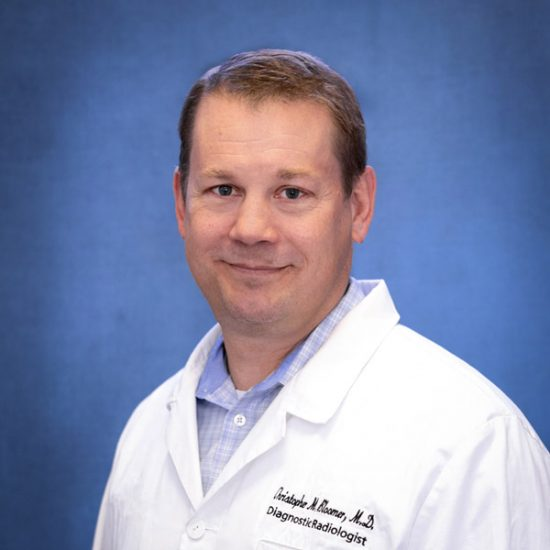 Christopher Bloomer, MD