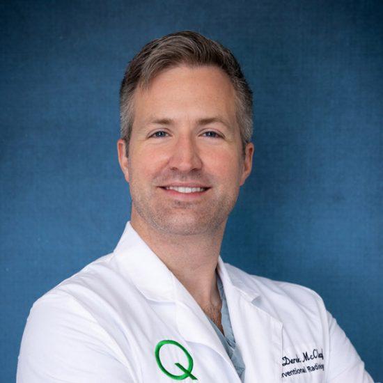 Derek McCleaf, MD