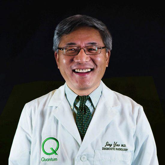 Physician Jing Yao, PhD, MD