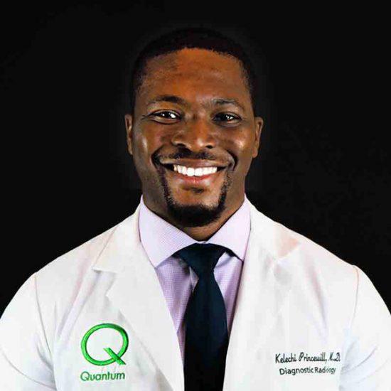 Physician Kelechi Princewill, MD