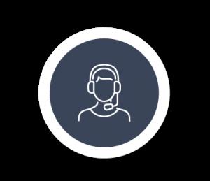 Radiologist Support Team Icon
